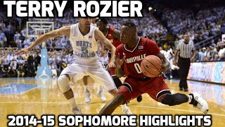 Terry Rozier 2014-15 Offensive Highlights (HD)