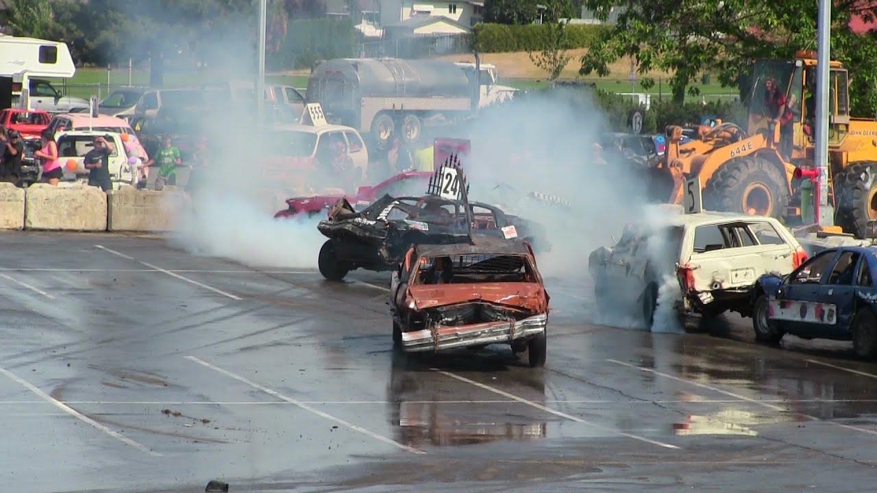 Hardest Car Crashes