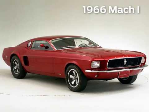 Ford feiert Produktion des 10-millionsten Ford Mustang