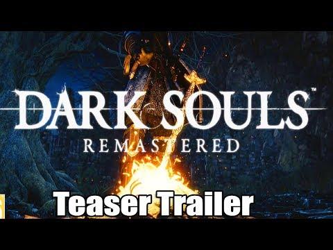 Dark Souls Remastered Official Trailer