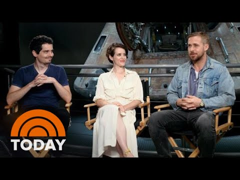 Ryan Gosling, Claire Foy And Damien Chazelle Talk 'First Man' | TODAY Mp3