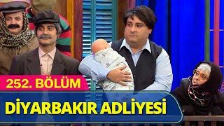 Diyarbakır Adliyesi - Güldür Güldür Show 252.Bölüm