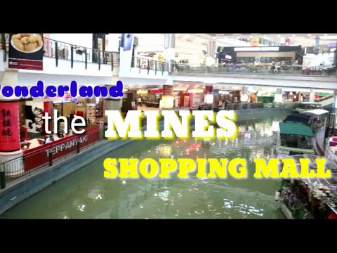 THE MINES SHOPPING MALL MALAYSIA 2020