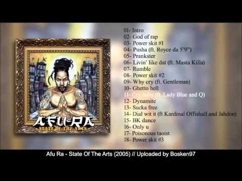 [FULL ALBUM] Afu Ra - State Of The Arts