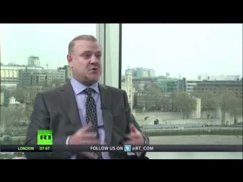 Dr Christos Vlachos Talks About Bitcoins and Digital Currency (University Of Nicosia)Keiser Report