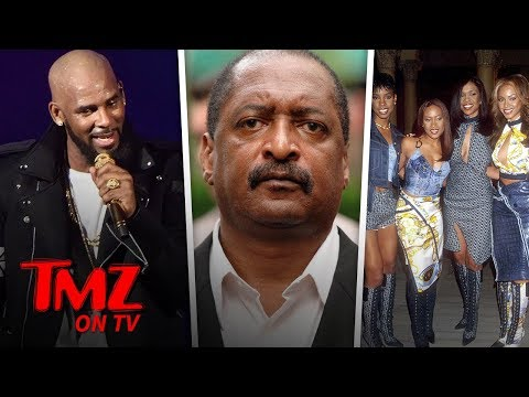 Beyonce's Dad Says Destiny's Child Worked with R. Kelly Because it's Business | TMZ TV