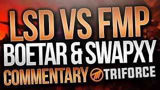 (German w/ Subs) LSD VS FMP Commentary with Boetar & Swapxy | Method Triforce
