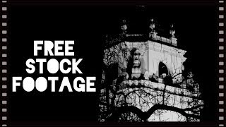 'CREEPY TOWER'  Free Stock Footage