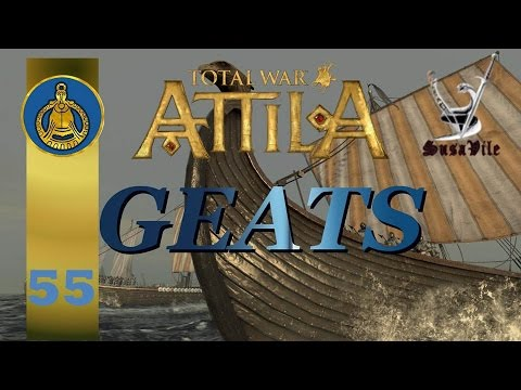 """Total War: Attila - Geats 55 """"Securing the northern areas"""""""