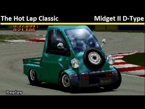 The Hot Lap Classic 1998 Daihatsu Midget Ii D Type Gran Turismo