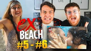 Ex On The Beach 2: L'ignoranza Non Ha Fine! Episodio 5 E 6