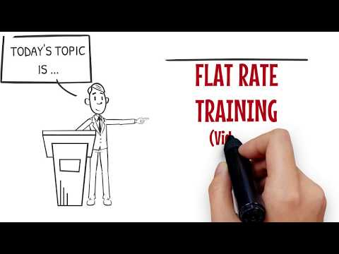 Flat Rate Training Video 11