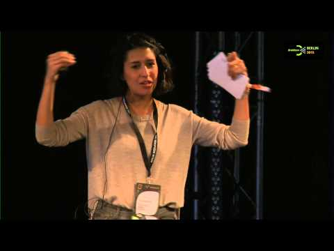 #droidconDE 2015: Yasmine Molavi – Flexing the rules of material design on YouTube