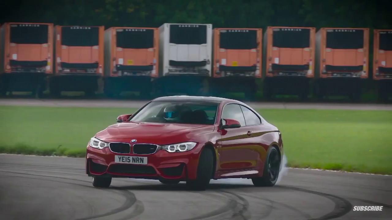 Bmw I8 Vs Bmw M4 Race Youtube
