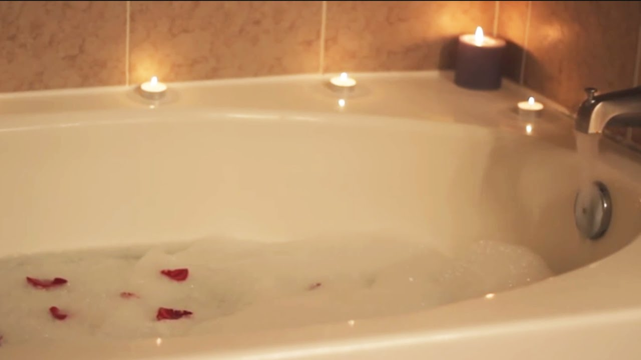 ASMR | A Perfect Spa Bath - YouTube