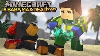 Minecraft - Donut the Dog Adventures -IS BABY MAX DEAD????