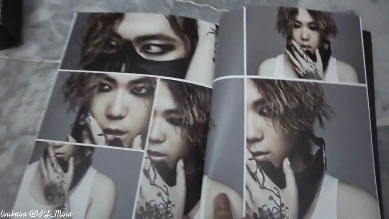 Lee Hong Ki Nail Art Book With Nail Art Lucky Box Special Edition