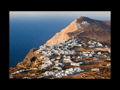 A Tourist's Mini Video Guide For Folegandros Island