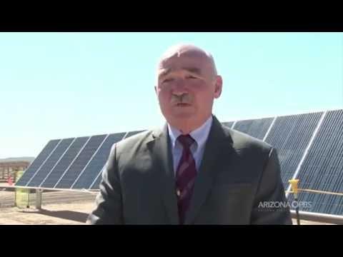 U.S. Navy and Marine Corps make new partnership with Arizona solar company | Cronkite News