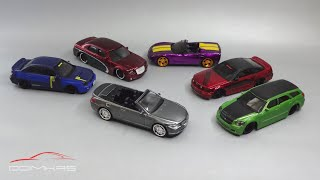 modelcarunboxing