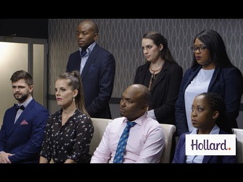 The Insurance Apprentice 2018 episode 3 - sponsored by Hollard
