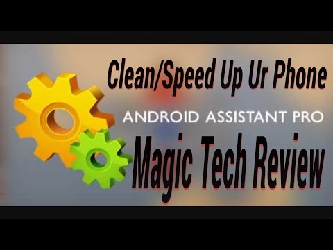 Android Assistant: App Clean/Speed Up Your Phone MTR