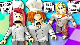 THE MOST TERRIFYING GAME ON ROBLOX! Gordon's OOFin kitchen | Roblox Funny Moments