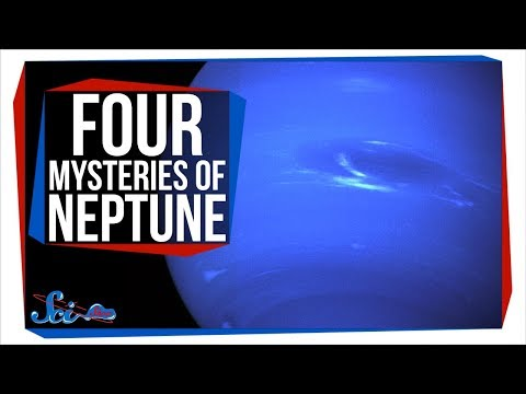Why Is Neptune So Blue? And 3 Other Mysteries an Orbiter Could Solve
