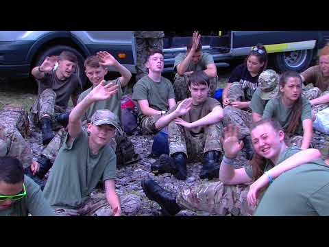 Dyfed and Glamorgan Army Cadet Force - Recruitment Film