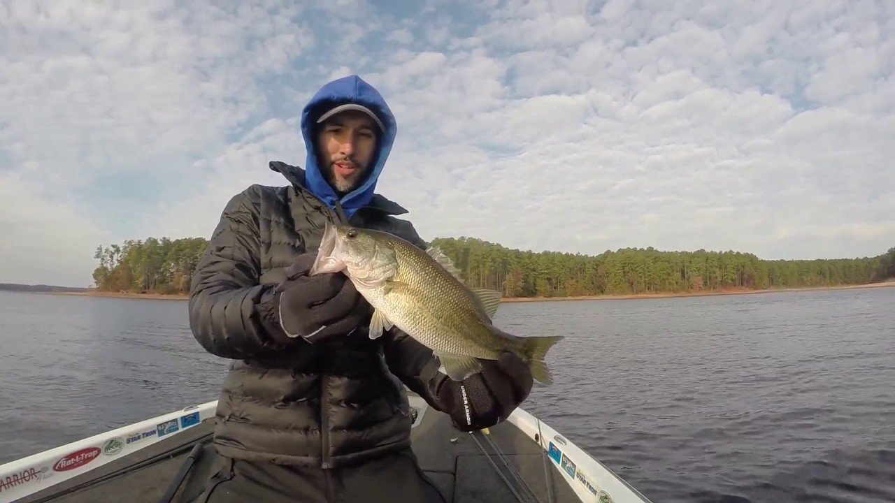 Clarks hill lake bass tournament youtube for Clarks hill fishing report