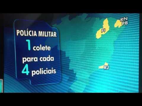 Jornal Nacional -Paraíba.