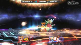 Come on and Ban #21 - Winner Ro32: SuperOven (Luigi) vs Ikez (Olimar)