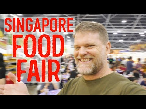 Singapore Food and Beverage Fair 2018