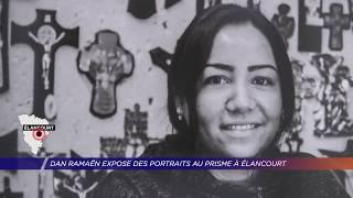 Yvelines | Dan Ramaën expose des portraits au Prisme à Élancourt