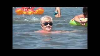 г.СКАДОВСК. 12 июля 2016г.(Скадовск:-курортный город на юге Украины. Расположен на берегу мелководного Джарылгачского залива в 100км...., 2016-07-13T06:05:39.000Z)