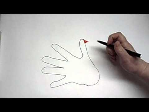 Как рисовать цветы -