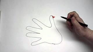 Как научить ребенка рисовать за 40 секунд / How to teach your  kid to draw(Даже если ребенок не брал ранее в руки карандаш, с легкостью повторит этот урок., 2015-02-19T13:34:18.000Z)