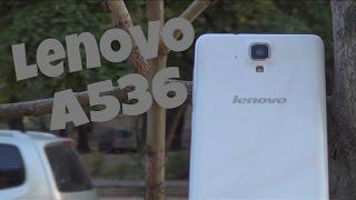 Обзор Lenovo A536 Дёшево - сердито!