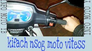 kifach nsog moteur vitess awl mara c50 c90 c100