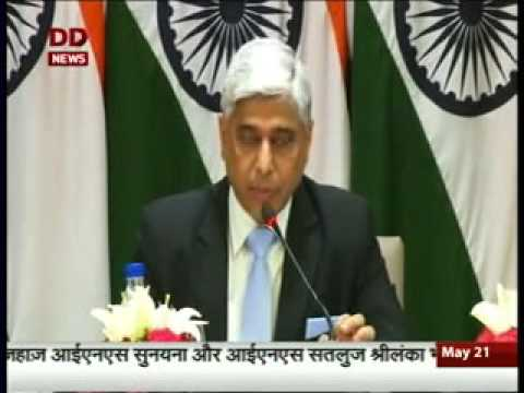 India asks China to stop all activities in POK