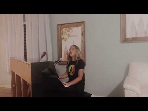 I'm Gonna Be (500 Miles) (The Proclaimers) Cover By Evie Clair