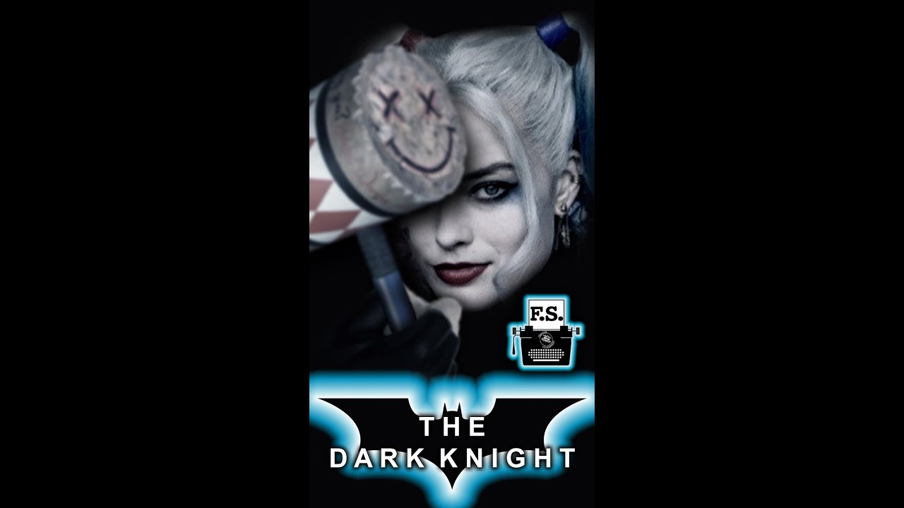 What If Harley Quinn Was In The Dark Knight Trailer #Shorts