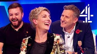 Adam Hills Explains Results of US Midterm Elections | The Last Leg