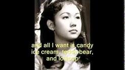Medley Knock three times, i do love you, pearly shells, tiny bubbles, maria leonora theresa, sweet s