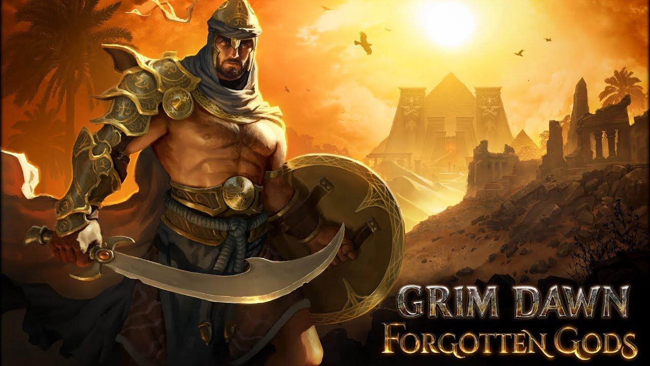 Feb 27 Grim Dawn: Forgotten Gods trailer showcases a
