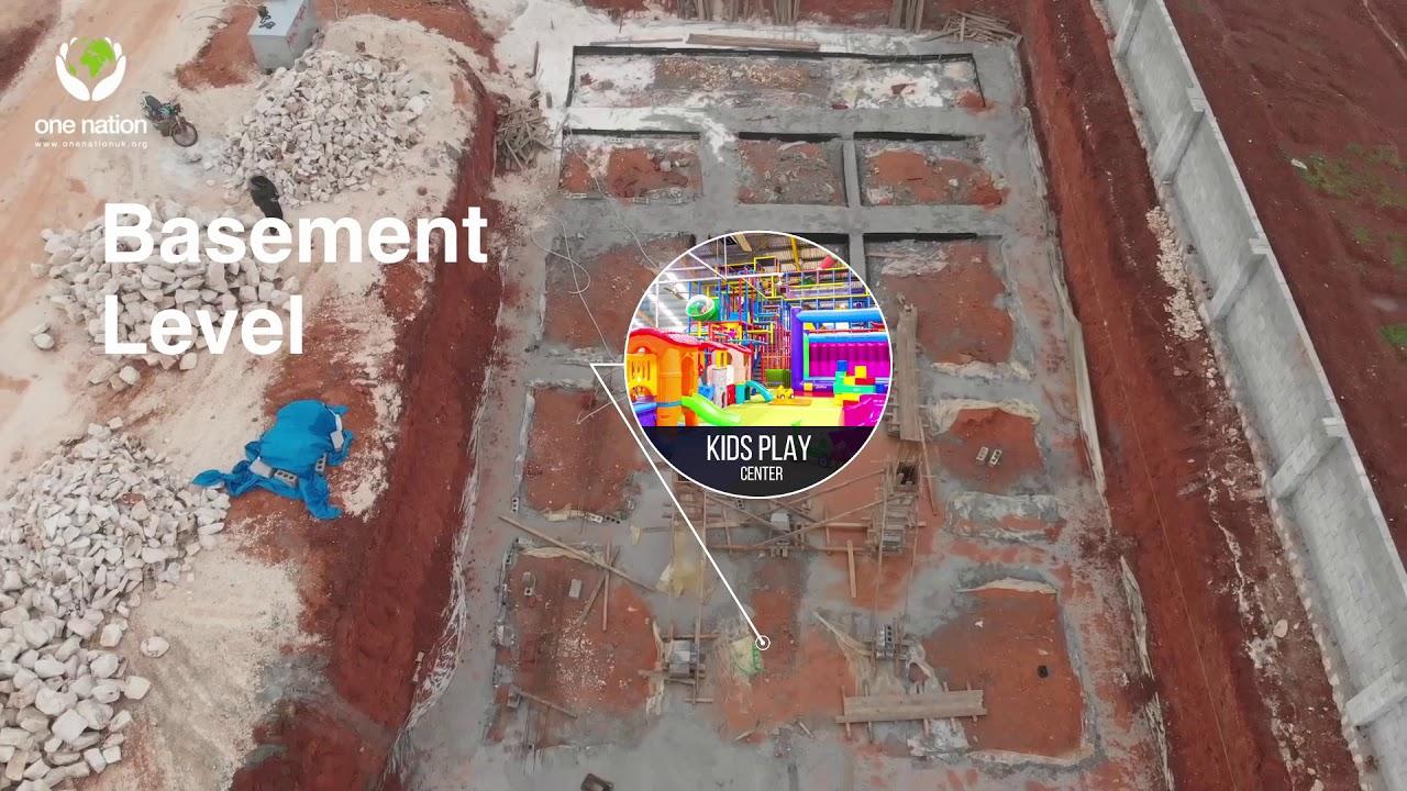Masjid Ali Banat In Syria Construction Update ~ February 2019