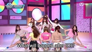 IOI after they disband?