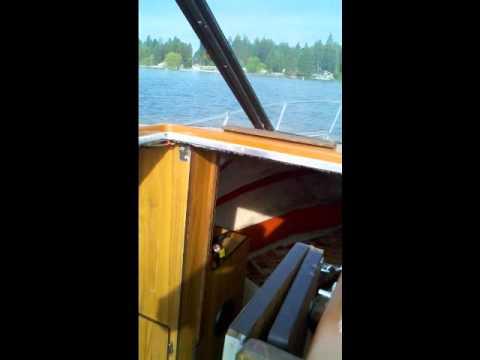 Renaissance Electric Boat Conversion