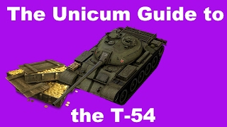 World of Tanks | The Unicum Guide to the T-54