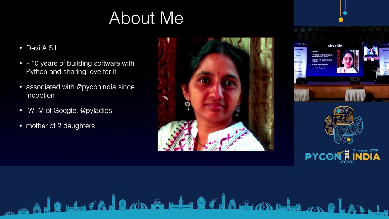 Image from Keynote - Devi A S L